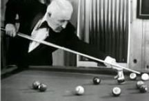 Celebrities Playing Pool / Stars and other famous people from today and yesterday playing billiards
