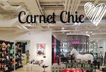 Carnet Chic by Stella / My blog, my site, my life....
