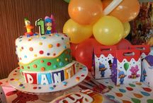 Pocoyo Party! / All the party supplies and ideas for the prefect pocoyo birthday party at www.partyweb.us