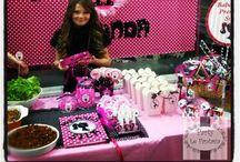 Girls Party - Kız Çocuk Partileri