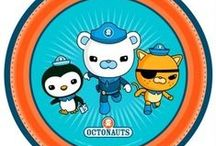 Octonauts Party!