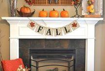 Everything Fall / Recipes   Decor   Photos