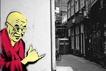 Street art II / by Silvana Faltoni