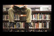 Biblioteques / Fotografies de diferents biblioteques