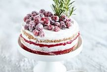 Christmas / All cakes, cookies, candies we need for christmas