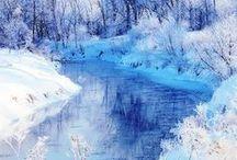 Winter / All thing winter wonderland