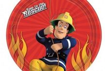 Fireman Sam / Tons of party ideas for an awesome Fireman Sam party!