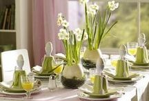 Easter / Easter treats, decoraton ideas and other things easter inspired