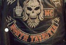 Gang Patch & Badges