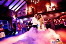 Dancing In The Clouds (DRY ICE) / This is a special effect that can be achieved using Dry Ice for your 1st Dance