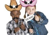 Cowboy & Cowgirl Party!
