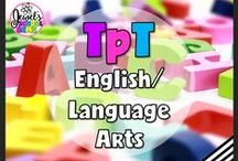 TpT ❤ English/Language Arts / TpT ❤ English/Language Arts: Looking for English/Language Arts teaching resources for the Primary or Elementary classroom? This board contains pins on a mixture of TeachersPayTeachers products, teaching tools, activities, freebies, ideas, tips and blog posts. ❤ If you would like to be added as a collaborator, please follow the board and email me your Pinterest details at contact@jewelpastor.com. Please limit pinning to 10 pins a day, and make them a combination of products and ideas/freebies.
