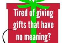 Helping Holidays / How can you help others for the holidays and give gifts that REALLY mean something this year? Christmas | a christmas story with meaning | 12 days of christmas giving |  Merry Christmas