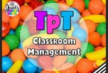 TpT ❤ Classroom Management / TpT ❤ Classroom Management: Looking for classroom management ideas? ❤ This board contains pins of fun ideas, tips and teaching resources from TeachersPayTeachers on classroom management for the Elementary or Primary classroom. ❤ If you would like to be added as a collaborator, please follow the board and email me your Pinterest details at contact@jewelpastor.com. Please limit pinning to 10 pins a day, and make them a combination of products and ideas/freebies.