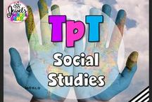 TpT ❤ Social Studies / TpT ❤ Social Studies: Looking for Social Studies teaching resources for the Primary or Elementary classroom? This board contains pins on a mixture of TeachersPayTeachers products, teaching tools, activities, freebies, ideas, tips and blog posts. ❤ If you would like to be added as a collaborator, please follow the board and email me your Pinterest details at contact@jewelpastor.com. Please limit pinning to 10 pins a day, and make them a combination of products and ideas/freebies.