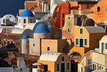 The real Santorini