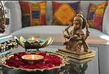 Proud Ganesha Collections / Collection of Ganesha, antique Ganesha, brass Ganesha, Ganesha Vignettes