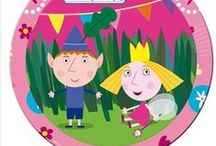 Ben and Holly's Little Kingdom Party / #benandholly #littlekingdom