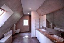 badkamer / Inrichting nieuwe badkamer