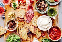 Food / Food is love, food is life