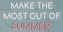 Summer Fun / Summer Activities   Events   Food   Travel