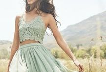 Coachella Inspiration / Coachella Outfits | Music Festival Clothes | Hipster