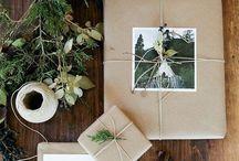 Christmas / Love Christmas - love DIY gifts