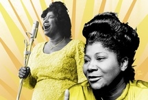 Mahalia Jackson Wall  / The Queen Of Gospel  / by lee peavy