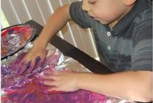 Art & Crafts For Kids / by Discover Explore Learn (Sharon Nelson)