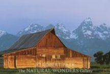 Grand Teton National Park- / Rising above a scene rich with extraordinary wildlife, pristine lakes, and alpine terrain, the Teton Range stands monument to the people who fought to protect it. These are mountains of the imagination. Mountains that led to the creation of Grand Teton National Park where you can explore over two hundred miles of trails, float the Snake River or enjoy the serenity of this remarkable place.