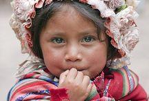 O povo peruano