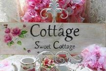 ♥Country Cottage♥ / ♥♥ I love my nanna's cottage♥♥ / by ✻ღ✻Rita Rorich✻ღ✻
