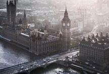 ✈ London ✈