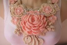 ♥Crochet♥ / Crochet work always reminds me of nanna who taught me this beautiful art / by ✻ღ✻Rita Rorich✻ღ✻