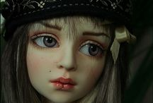 Art Dolls / Large or small...beautifully detailed art dolls.....So real! Enjoy the fantasy <3 / by Patricia Buttner