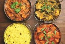 Indian Cuisine / Bring the taste of India in to your home, with Kitchen Craft's World of Flavour Indian range. Serve your favourite curry with our Balti dishes or present your favourite chutneys in our traditional designed chutney bowls.