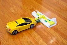 Car Related Crafts and Design