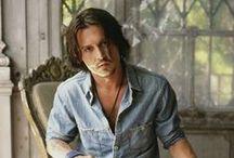 Johnny Depp is My Love / by MaryAynne Miller