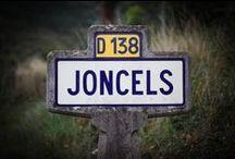 Joncels / Le village et son abbaye