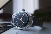 Classic elegant watches