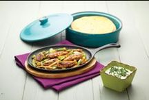 Mexican Influences / Bring a taste of the sensations of Mexico in to your home with our World of Flavours Mexican range... guaranteed to bring fiery and colourful vibe to any dining table.