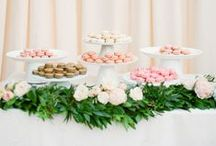 Sweets Tables & Late-Night Snacks
