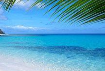 Морская красота / Вода, песок