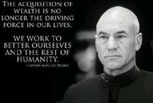 Star Trek Quotes and fun sayings / If you'd like to join my board please let me know. People are welcomeIf you would like to be added to this bored please e-mail me at iphoneipadapphelp@gmail.com. With the name of the board you would like to be added to.