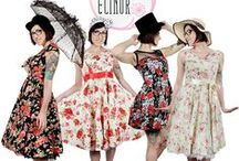 Pin up style / Perfect clothes and accesories for you pin up style from cybershop!