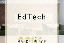edTech / Ways to integrate technology in your every day education.