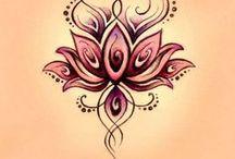 My Tattoos / What I like