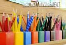 Management of allotment