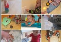 Baby & Toddler Activities / by Discover Explore Learn