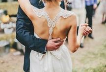 Gorgeous Gowns / Beautiful wedding dress inspiration!